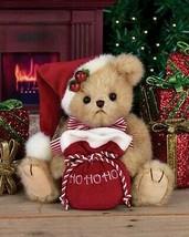 "Bearington Bears ""JOLLY JINGLES"" 10"" Collector Bear- Sku #173221- New - ... - $39.99"