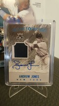 2017 Panini Diamond Kings Sketches And Swatches Autograph #SS-AJ Andruw ... - $27.71