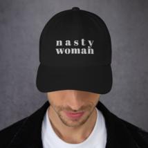 Nasty Woman Hat // Nasty Woman Dad hat image 4