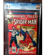 Marvel Tales # 106 CGC Graded 8.5 VF+ Spider-Man - $414,59 MXN