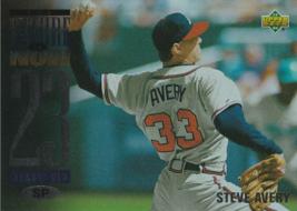 1994 Upper Deck #41 Steve Avery FUT - $0.50