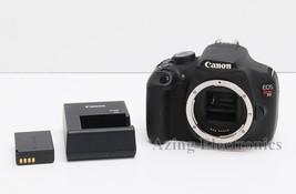 Canon EOS Rebel T5 18.0MP Digital SLR Camera - Black (Body Only) - $279.99