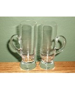 GLASS-HANDLED SHOOTERS - SET OF TWO - GREAT SET!! - $4.99