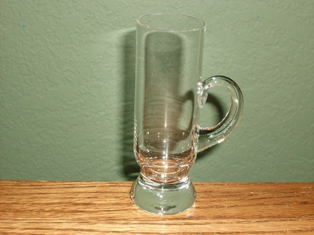 GLASS-HANDLED SHOOTERS - SET OF TWO - GREAT SET!!