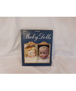 BABY DOLLS BY LYDIA RICHTER - 1988 - HARDCOVER BOOK - $9.02