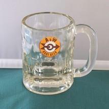 A & W Root Beer 8 Oz Mug 1960's Bullseye Logo VGC - $8.00