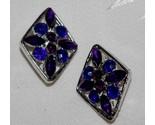 Purple crystal brooch pair thumb155 crop