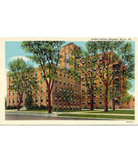 Robert Packer Hospital Sayre Pennsylvania Linen Era Post Card - $3.00