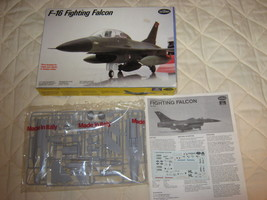 Testors F-16 Fighting Falcon model # 680 - $23.00