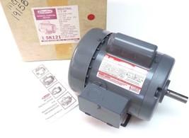 NIB DAYTON 5K121 INDUSTRIAL 1/3 HP MOTOR 1725 RPM, 115/230V, 60HZ, 1-PH