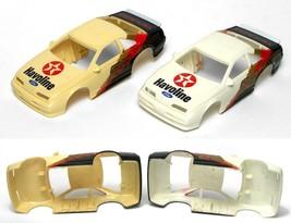 1991 Tyco Davy Allison 28 Ford T Bird Slot Car Body & Variation Test Shot 8906 - $19.79