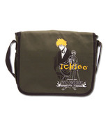 Bleach Ichigo Line Art and Portrait Messenger Bag GE5506 *NEW* - $44.99