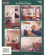 Donna Dewberry ~One Stroke Painted Home - $8.59