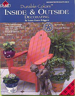 INSIDE & OUTSIDE Decorating by Susan Driggers