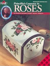 Priscilla's Lessons in Roses....15 Projects - $8.00