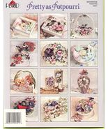 Pretty as Potpourri ~Painting Booklet - $6.35