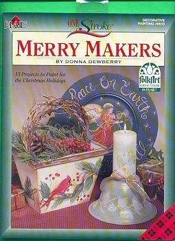 Donna Dewberry~Merry Makers Book