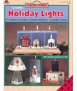 Folk Art Country HOLIDAY LIGHTS - $5.89