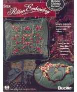 Silk Ribbon~SNOWMAN~Holiday Ribbons Galore - $5.90