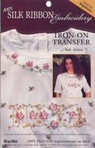 Noel~Silk Ribbon Embroidery Iron-on Transfer - $3.95