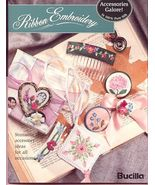 Accessories Galore~Silk Ribbon Embroidery - $5.90