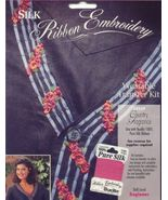 COUNTRY FRAGRANCE...... Silk Ribbon Transfer - $4.00