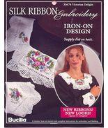 Victorian Delight~Silk Ribbon Embroidery Transfer - $3.50