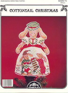 4~Christmas Fun Cross Stitch Patterns