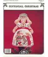 4~Christmas Fun Cross Stitch Patterns - $10.00
