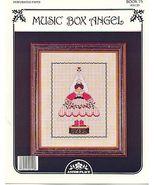 Music Box Angel..... P/P Cross Stitch Pattern - $4.00