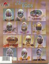 Learn to Paint~Elegant Eggs.... Painting Book - $6.35