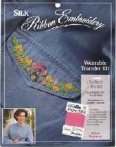 Southwest Beginner's Silk Ribbon Embroidery - $4.00