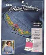 Southwest Beginner's Silk Ribbon Embroidery - $4.00