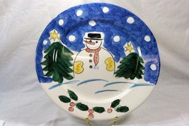 Gibson Designs 2001 Frosty The Snowman Chop Plate/Round Platter - $15.93
