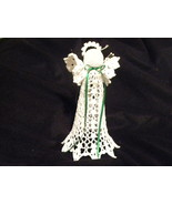 Tree Top Crochet Angel - $15.00