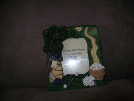 Country Club Classics 2 x3 Golf Photo Frame - $4.00