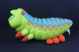 """Mattel Disney Pixar A Bugs Life Plush Caterpillar Stuffed 12"""" Heimlich #A48 - $12.86"""
