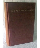 Man His Measure Francis Connolly Awareness Stories Essays Poetry Heroic ... - $17.81