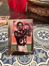 1994 Andre Rison Upper Deck Nfl Card #r23 Atlanta Falcons Receiving Predictor - $14.85