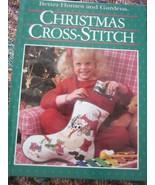 Christmas Cross Stitch by BH&G - $10.99