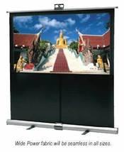 """NEW DA-LITE 80"""" Theater-Lite HDTV Projection Screen - $219.99"""