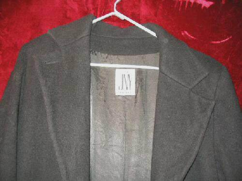 Jones New York JNY Winter Full Length Wool Coat 12