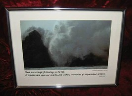 Vintage Framed Photo Ben Guyger Eileen Lynch Breakers - $25.00