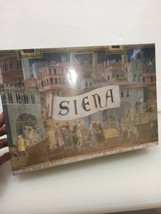 Siena Board Game By Zugames ~ New & Still Sealed In Plastic - $27.12