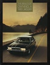 1993 Jaguar SEDANS brochure catalog US 93 XJ6 VANDEN PLAS - $12.00
