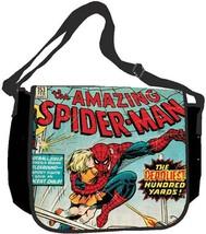 Marvel Comic: Amazing Spider Man Messenger Bag Brand NEW! - $44.99