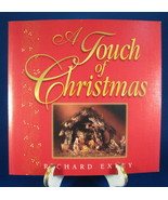 Book A Touch Of Christmas Readings Traditions Poems As New - $6.00