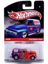 Hot Wheels - 2010 - Delivery: Slick Rides 14/34 - Ford Anglia Panel - Br... - €4,85 EUR