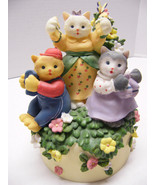 Kitten with Mittens coin bank - $12.00