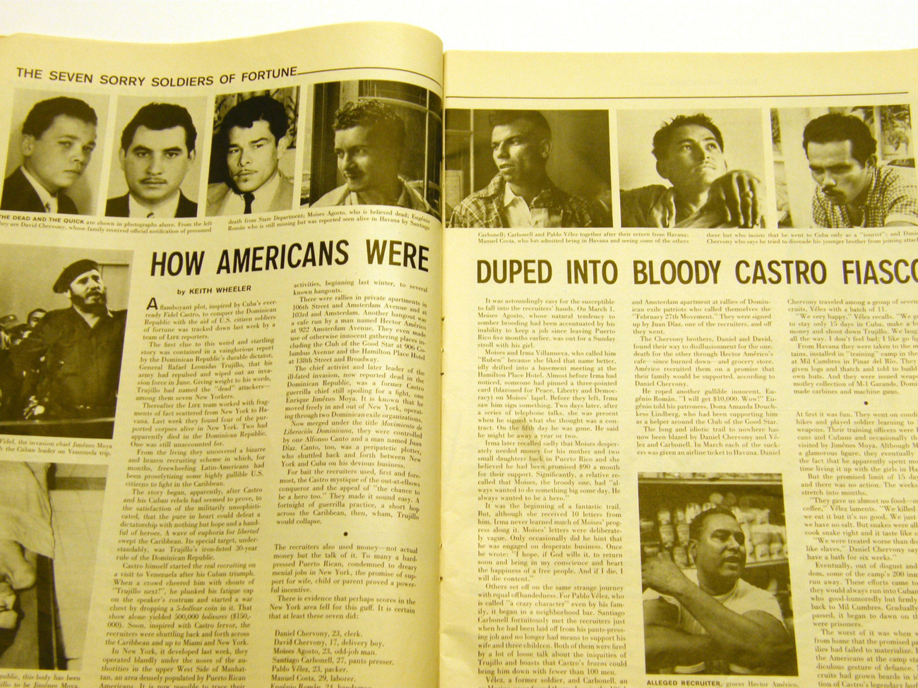 Life Magazine Aug 1959 Vintage